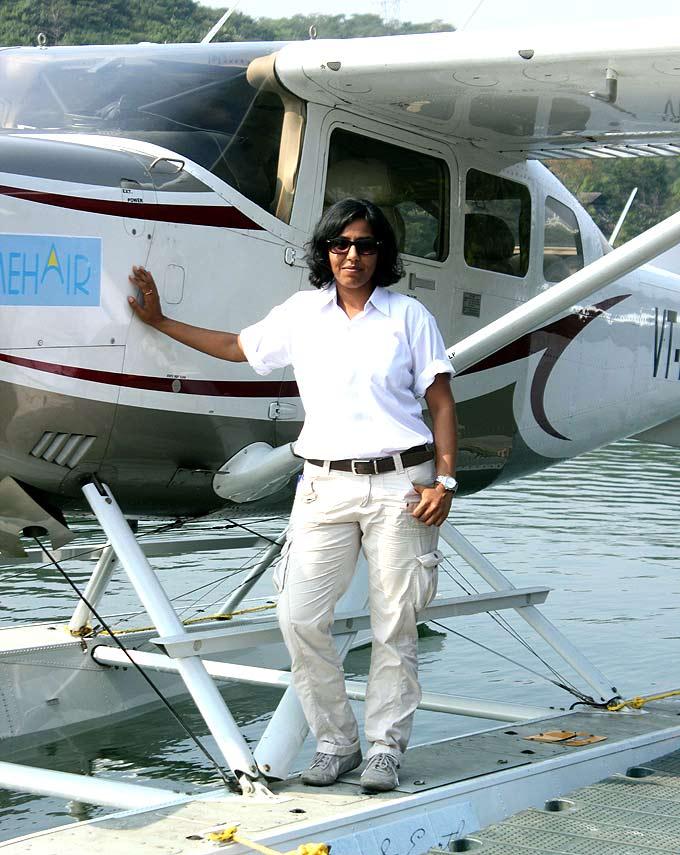 Pilot Priyanka Manuja
