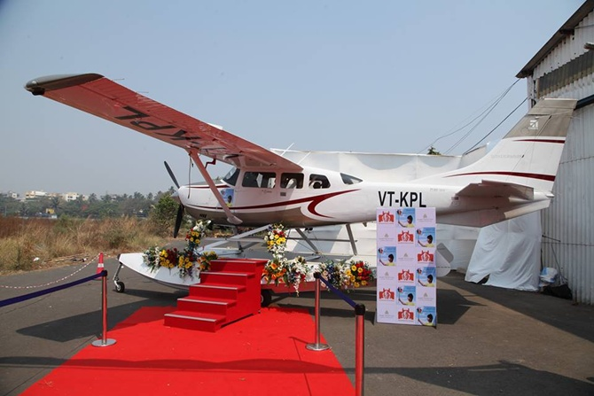Now, sea planes to fly from Mumbai to Lonavala!