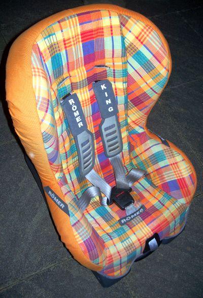Child seat.