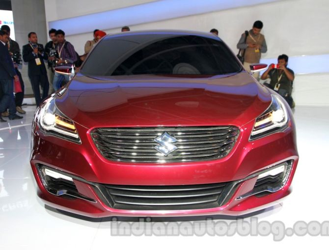 Maruti to drive in Ciaz this September