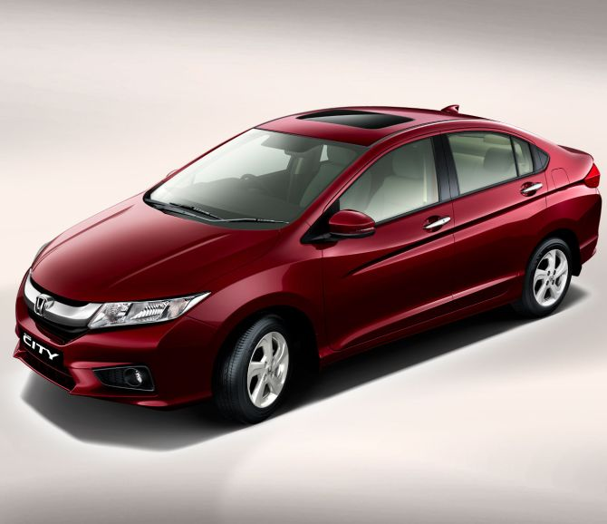 All-new Honda City.