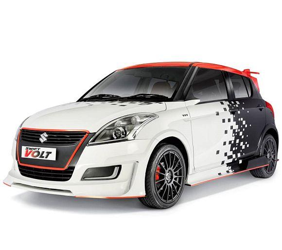 Maruti Suzuki Swift Volt.