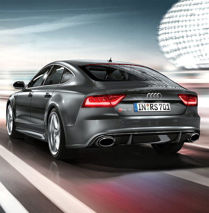 Audi launches stunning RS 7 Sportback at Rs 1.3 crore