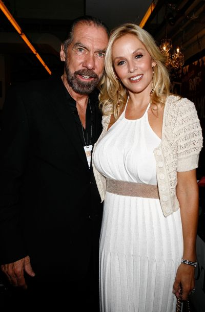 Paul Mitchell Systems CEO John Paul DeJoria and his wife Eloise.