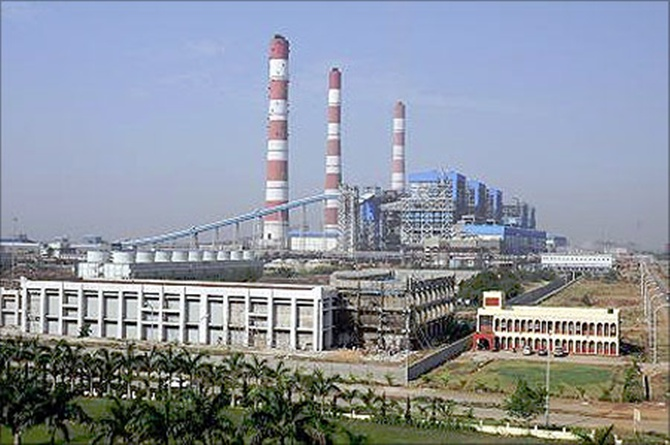 NTPC is one of the fasted growing companies in India.