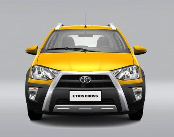 Toyota to launch a mini SUV based on Etios platform