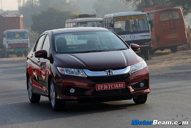 The new Honda City to soon get its crown back