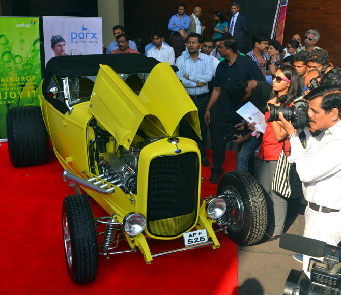 This 1932 Ford can rival the best super cars of India