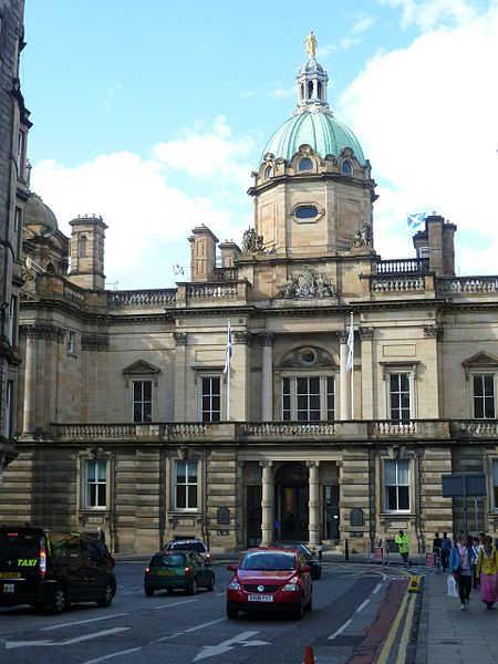 Bank of Scotland.