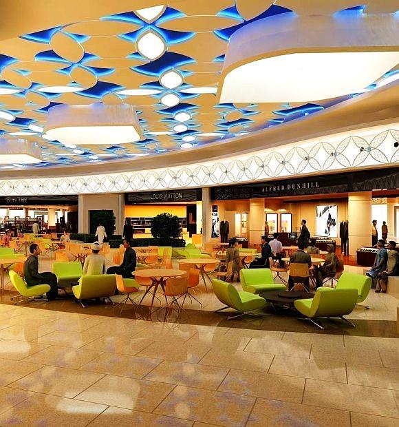Mumbai airport's new T2 terminal
