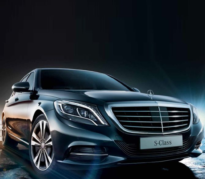Mercedes launches latest version of S-Class at Rs 1.57 crore