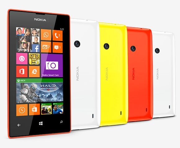Nokia launches its first phablet and a budget Lumia phone