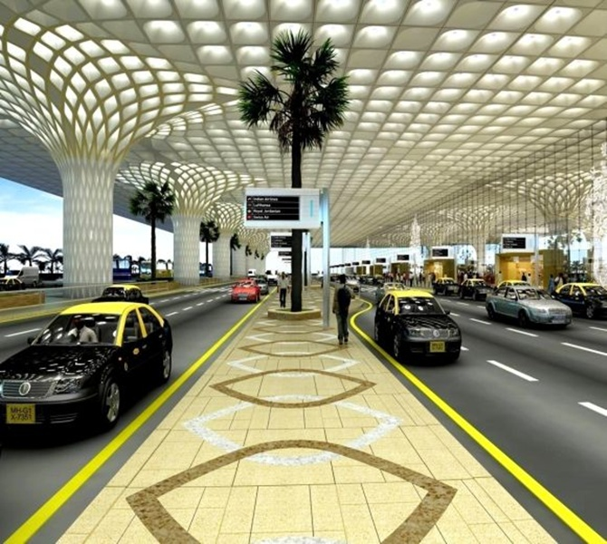 Mumbai's T2 Terminal