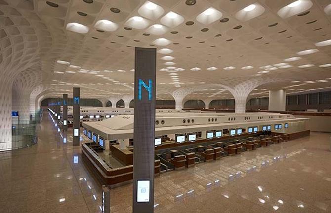 PM inaugurates Mumbai airport's swanky T2 terminal