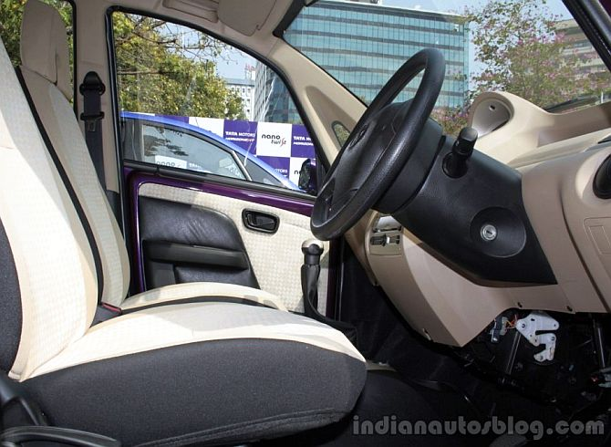 Tata launches Nano Twist at Rs 2.36 lakh