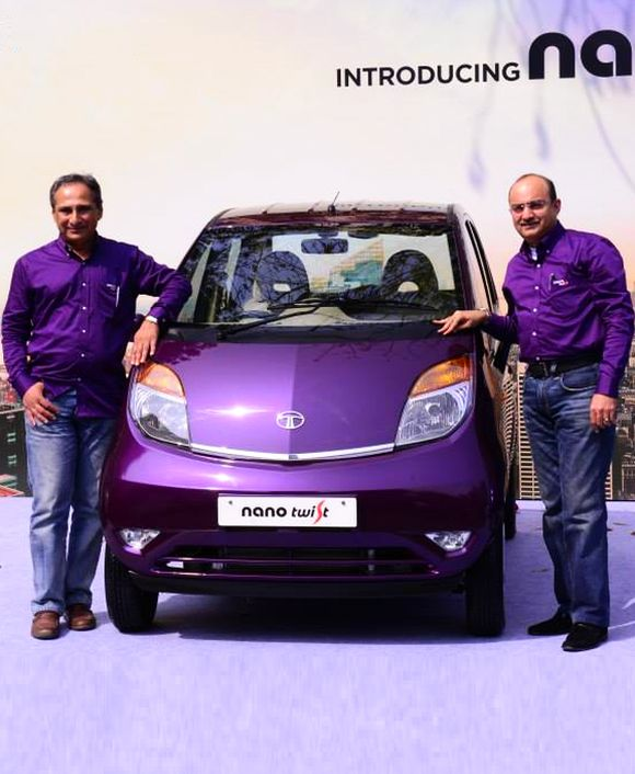 Nano Twist a better value-for-money car than Alto, EON