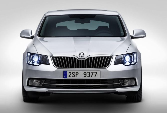 Skoda to soon launch all-new Superb in India