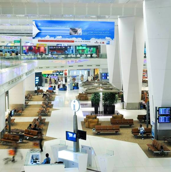 Delhi airport set to become a top hub for global flyers