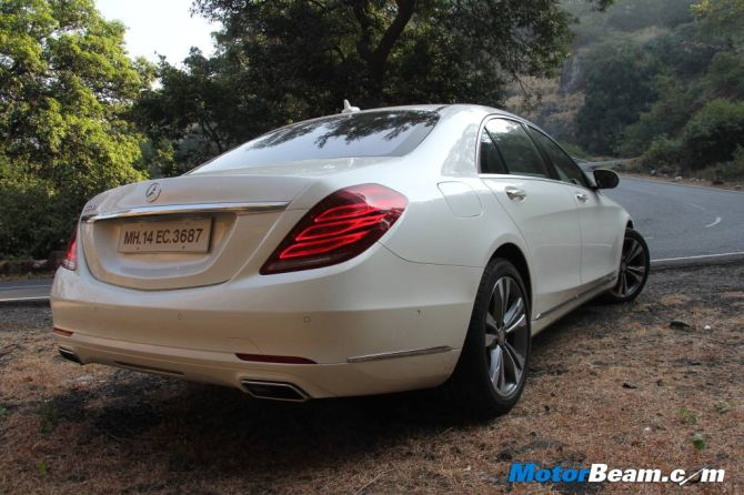 Mercedes S-Class: The best car in the world