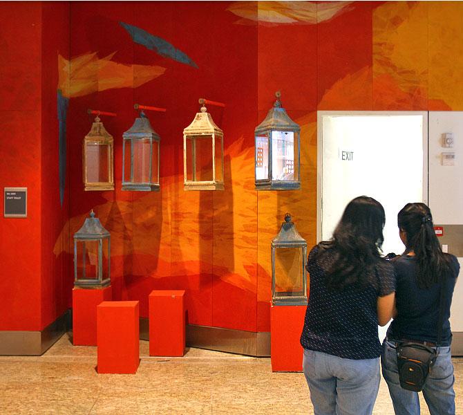 Mumbai's classy T2 terminal to rival world-class art museums