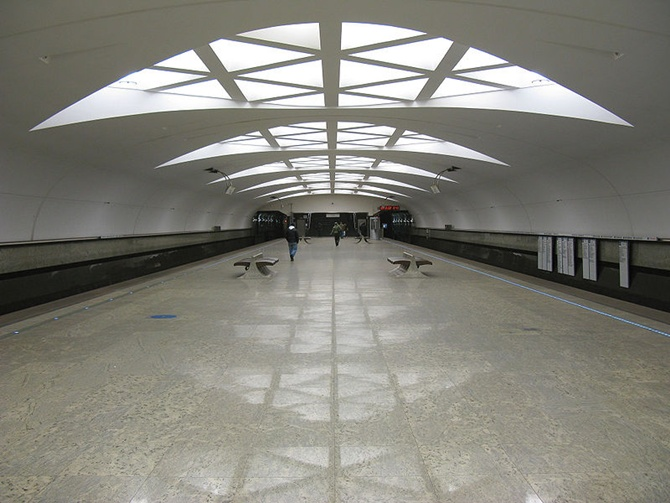 A tour of Moscow Metro's amazing stations