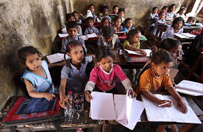 What stops India from being a superpower? Poor education