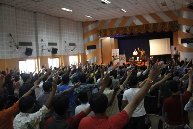 Jagriti Yatra: Building India through enterprise