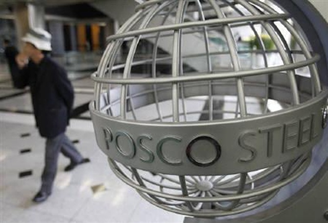 Big hurdles ahead for Posco project in India