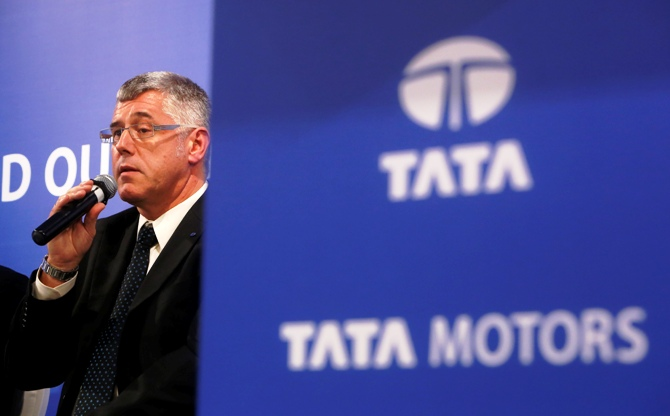 Did Tata Motors MD commit suicide?