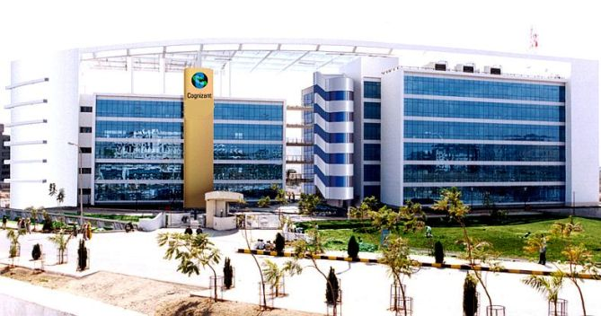Cognizant's Delivery Center in Pune- Hinjewadi.
