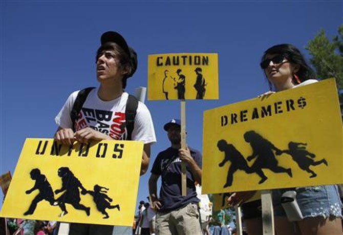 Immigration reform is key to America's economic growth: Obama