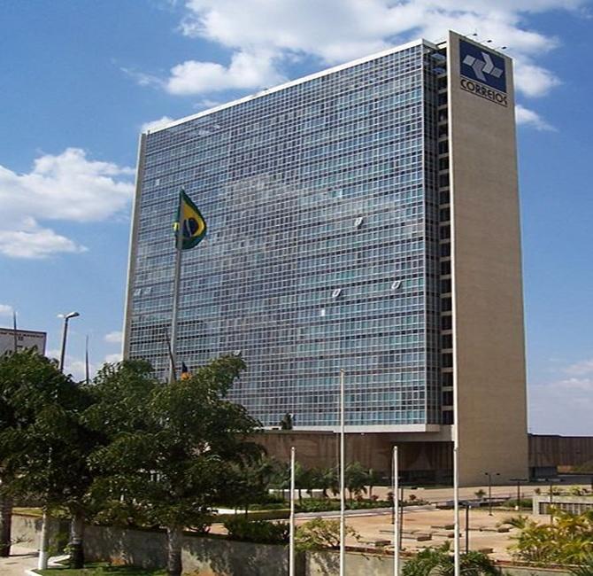 Correios Headquarters in Brasília