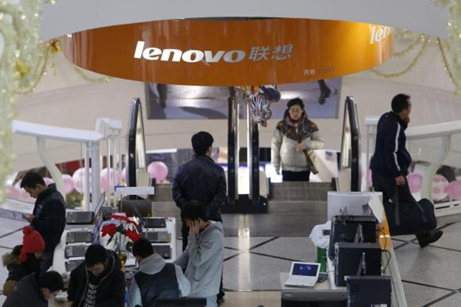 Lenovo hots up competition after Motorola deal