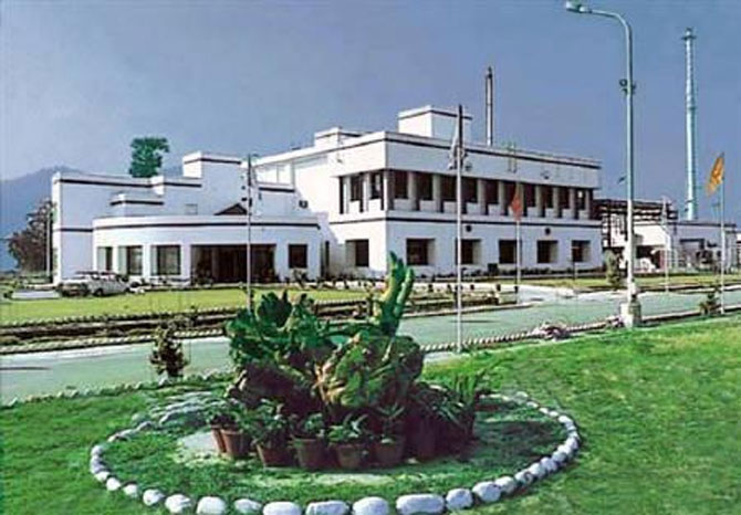 Ranbaxy Laboratories Ltd's plant in Paonta Sahib, in Himachel Pradesh.