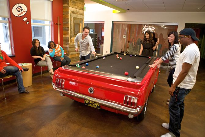 20 companies with employee perks that will make you jealous