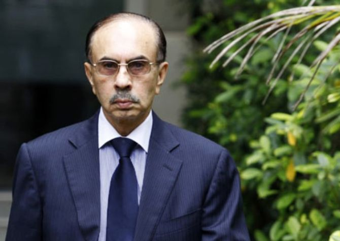 Head of the Godrej family Adi Godrej.