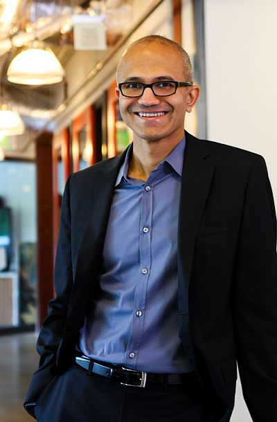 Friends elated at Satya Nadella's rise as Microsoft CEO
