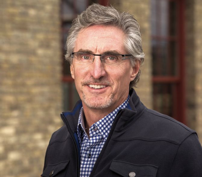 One of Satya Nadella's mentors Doug Burgum. He is also founder and chairman of Kilbourne Group.
