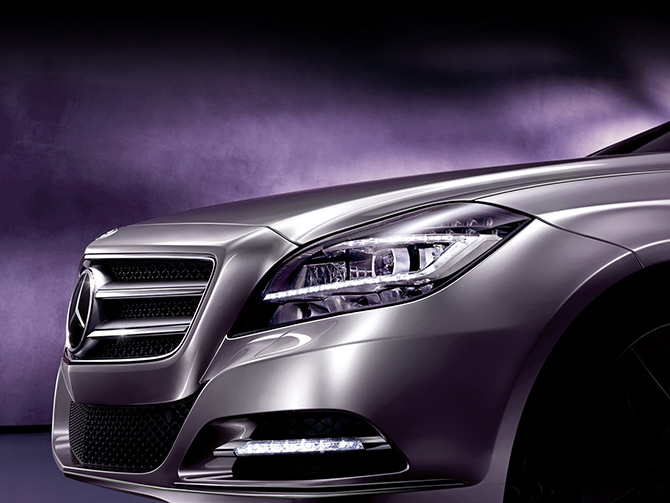 Mercedes-Benz launches 2014 edition of CLS 350