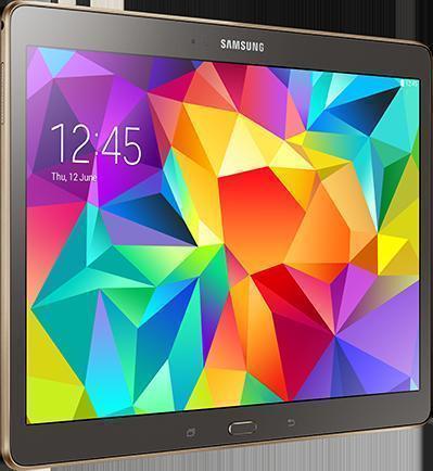 Samsung Tab S.