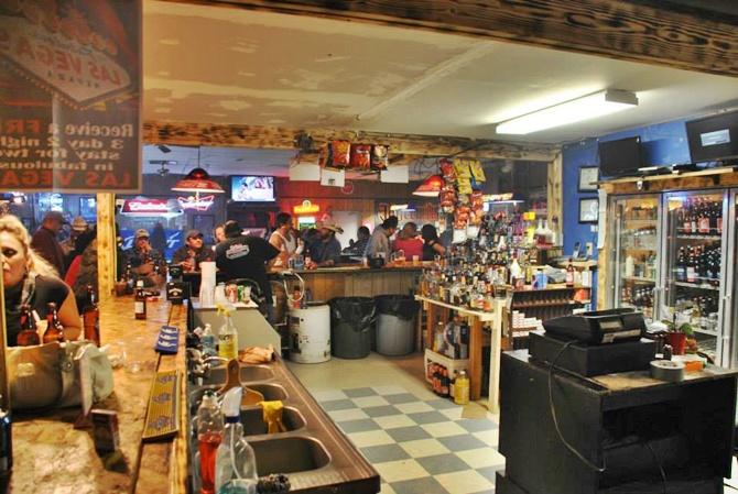 Benny's Swett Tavern bar