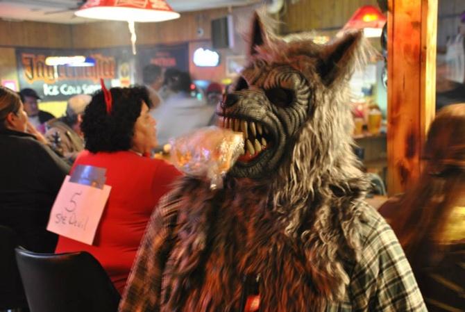 Halloween at Benny's Swett Tavern