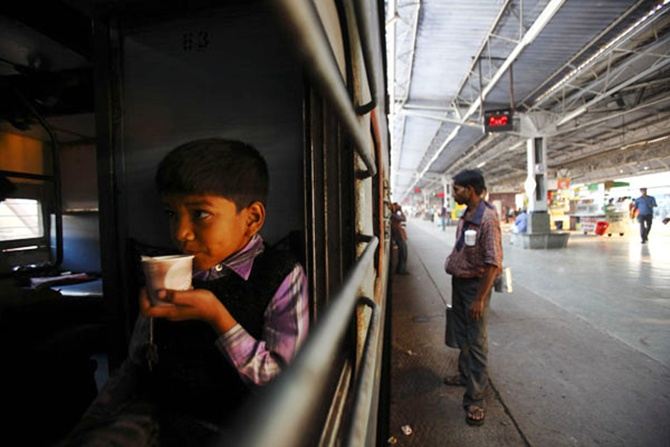 Bullet trains? First change the stinky coaches and stations