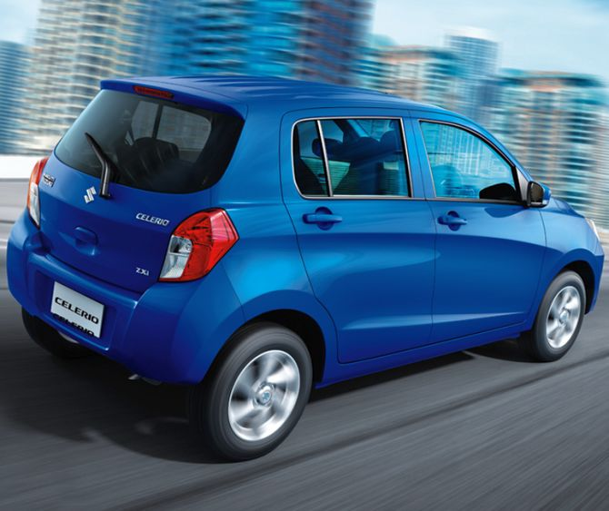 Maruti all geared to hitch a smooth ride in 2015
