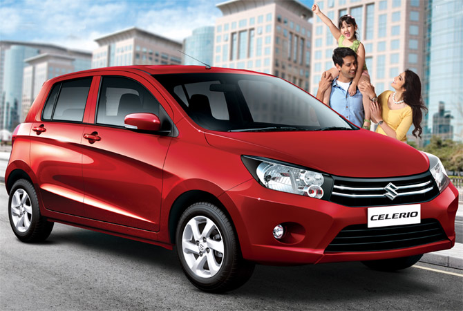 Is Honda Brio AT better than Maruti Celerio AMT? Find out...