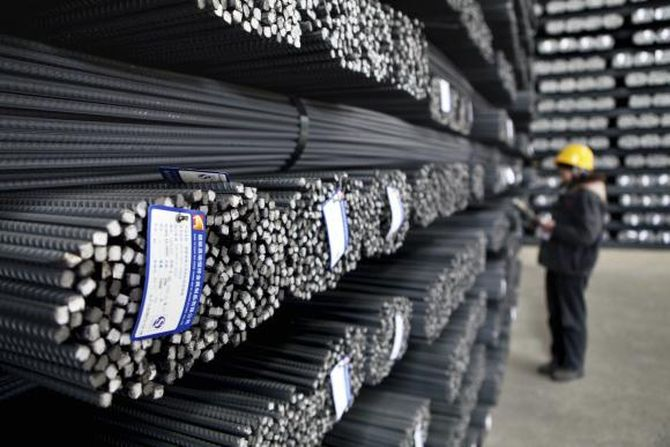 Jaitley may offload 5 per cent in Steel Authority of India.