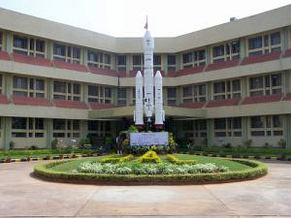 Hindustan Aeronautics headquarters.