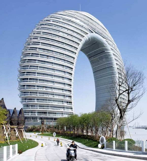 17 best buildings of 2014