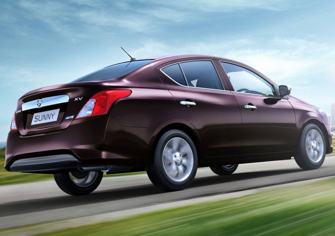 2014 Nissan Sunny: A tough competitor to Honda City