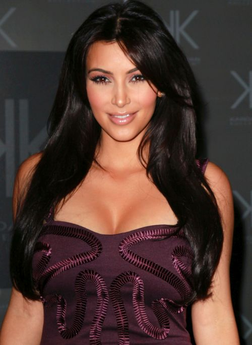 Television personality Kim Kardashian arrives at Prive Las Vegas inside the Planet Hollywood Resort & Casino.